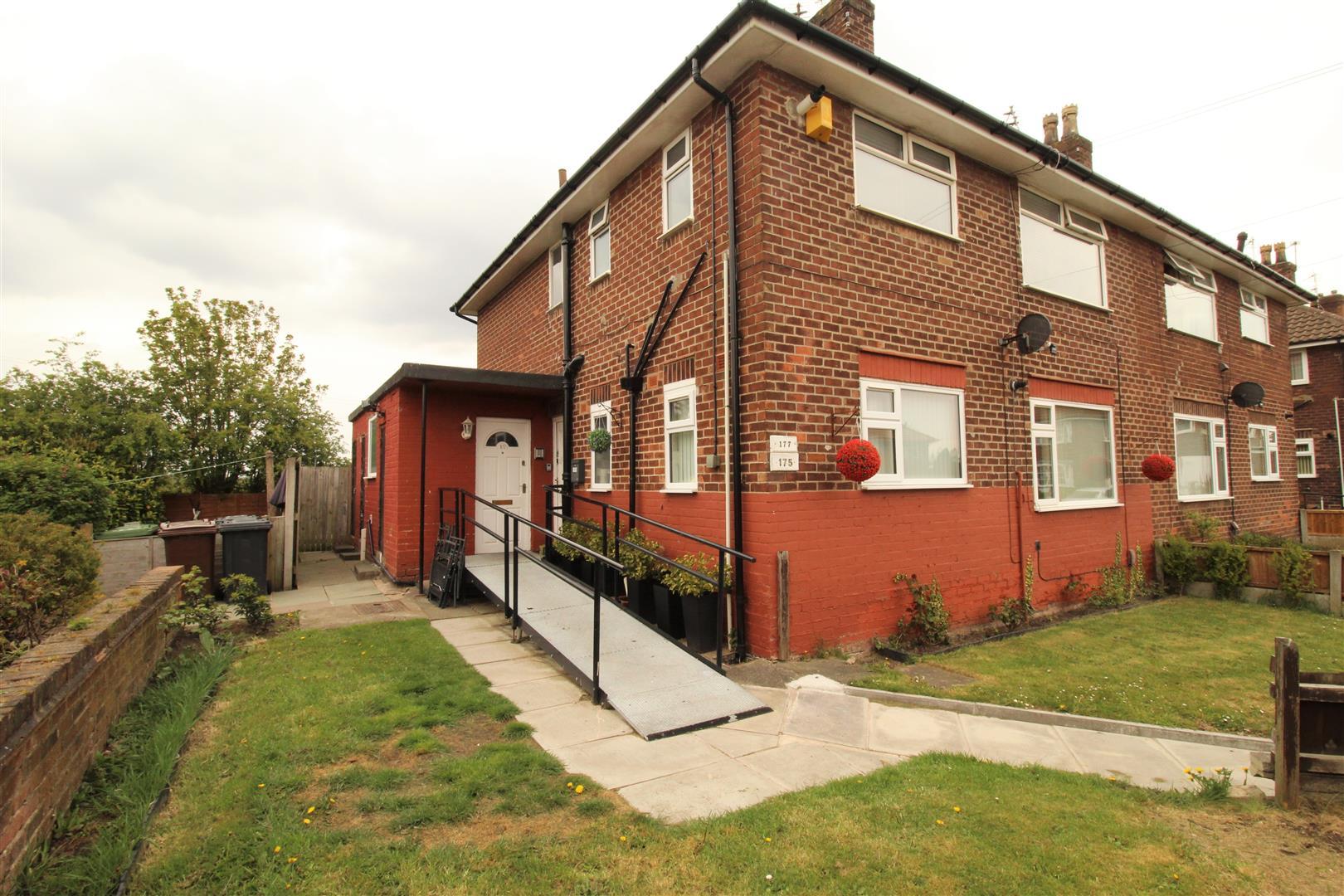 2 Bedrooms, Flat - First Floor, Oriel Close, Old Roan, Liverpool